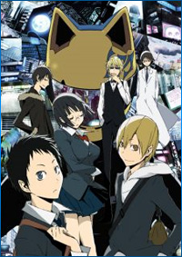 Durarara!!, Its like BACCANO! only in moder day and less caps lock.