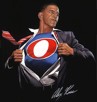 HAVE NO FEAR, SUPER OBAMA IS HERE