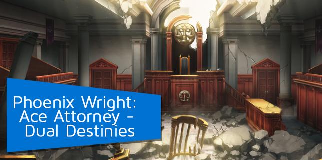 OSMcast! Phoenix Wright: Ace Attorney – Dual Destinies 11-25-2013