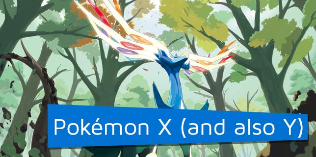 OSMcast! Pokémon X (and also Y) 12-9-2013