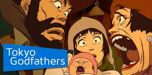 OSMcast! Tokyo Godfathers 12-23-2013