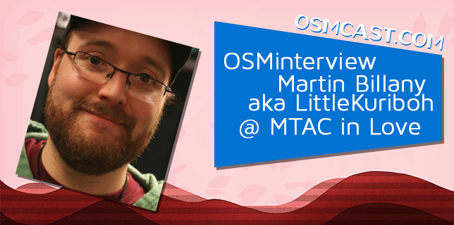 OSMinterview! Martin Billany aka LittleKuriboh @ MTAC In Love
