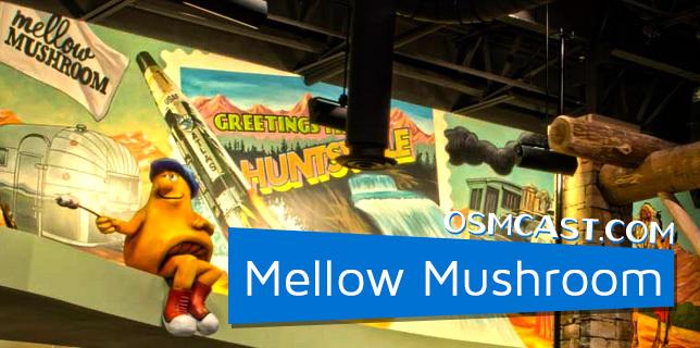 OSMcast! Mellow Mushroom 9-8-2014