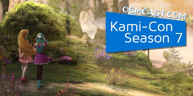 OSMcast! Kami-Con Season 7 4-17-2015