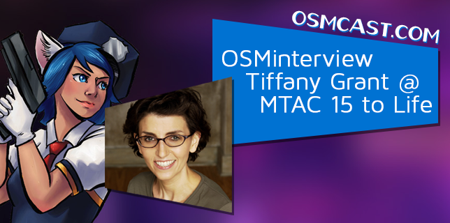 OSMinterview! Tiffany Grant @ MTAC 15 to Life