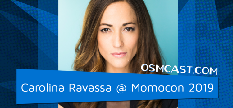 OSMinterview: Carolina Ravassa @ Momocon 2019