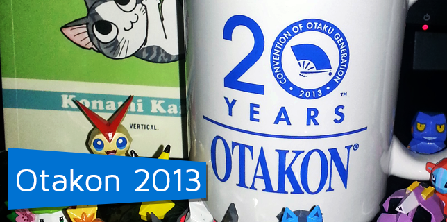 OSMcast! Otakon 2013 9-2-2013