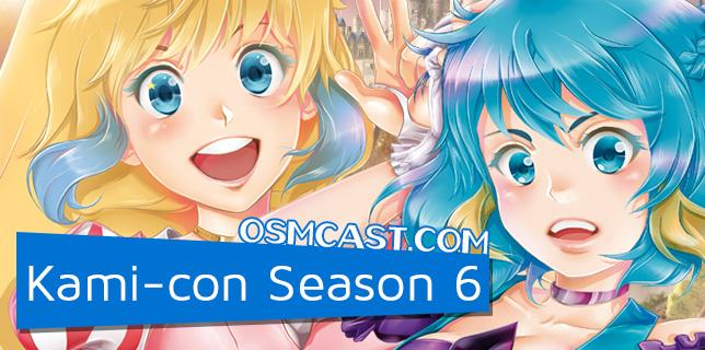 OSMcast! Kami-Con Season 6 2-17-2014