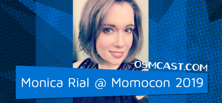 OSMinterview: Monica Rial @ Momocon 2019