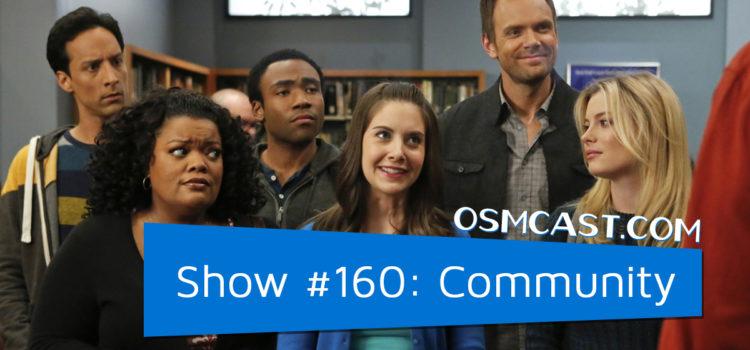 OSMcast! Show #160: Community