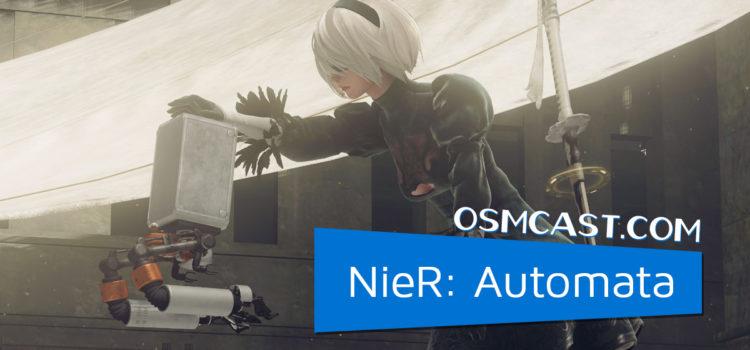 OSMcast! Show #162: NieR: Automata