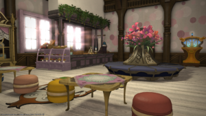 Anna has also done up her Apartment! In the Lavender Beds, Lilly Hills Wing 1, Apt. #1, Ward 9.